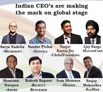 لماذا يسيطر الهنود على إدارة الشركات العملاقة في العالم؟